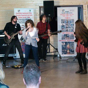 VIDEO | Spectacol muzical prezentat în premieră în Sighetu Marmației