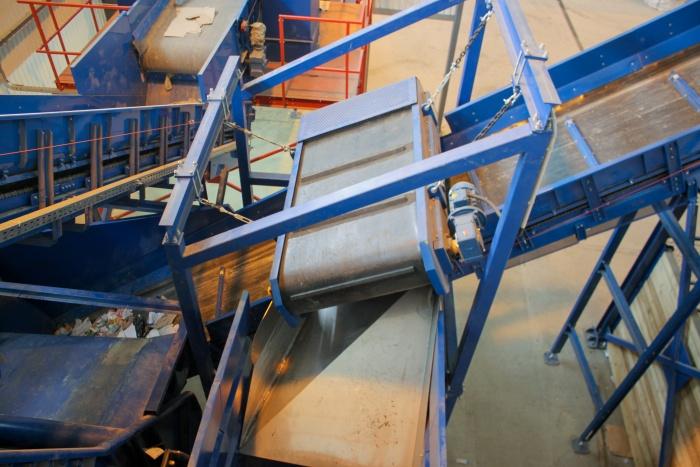 Pompele de la stația de transfer a deșeurilor din Moisei au fost înlocuite
