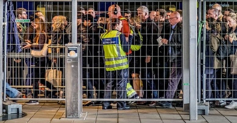 Controale amănunţite la graniţa cu Suedia