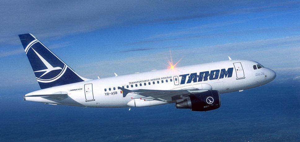 Din martie Tarom va opera zboruri cinci zile pe săptămână de pe Aeroportul Maramureș