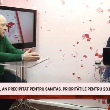 VIDEO | Actualitatea MaraMedia – 2018, an precipitat pentru Sanitas. Care sunt obiectivele Federaţiei, pentru 2019