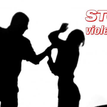 Video|Două femei bătute de soți. Una dintre ele a fost amenințată cu moartea
