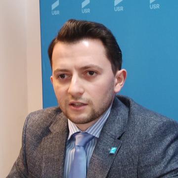 Video|Intervenție în Parlament a deputatului Vlad Duruș (USR) pe tema mistreților
