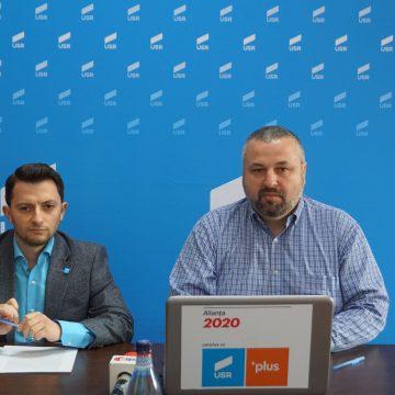 10.000 de semnături în Maramureș pentru Alianța 2020 USR PLUS