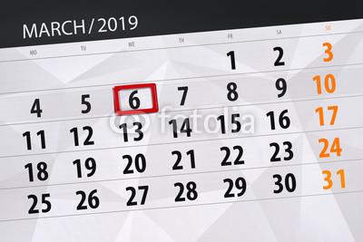 Ce s-a întâmplat important în 6 martie