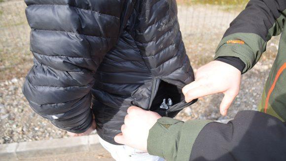 Tineri prinși cu canabis în Sighet după o urmărire în trafic