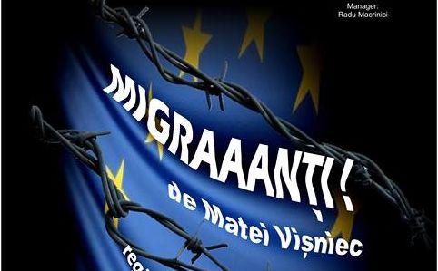 """""""Migraaanți!!!"""" – o nouă premieră la Teatrul Municipal Baia Mare"""