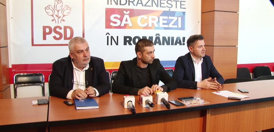 VIDEO | Organizaţia PSD Cavnic, condusă de un comitet interimar