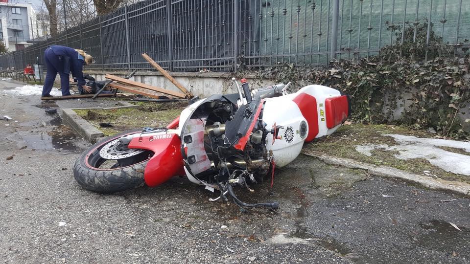 Accident grav în Baia Mare
