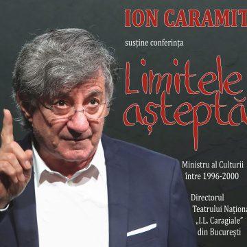Despre limitele așteptării, cu Ion Caramitru, în Baia Mare