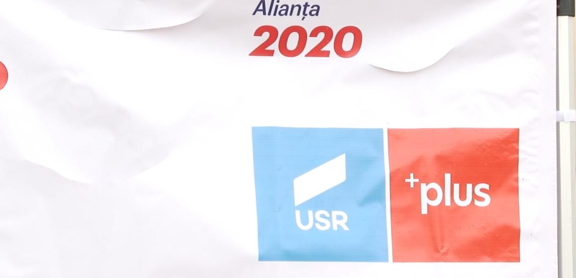 VIDEO | Alianța 2020 USR – PLUS strânge semnături pentru alegerile europarlamentare