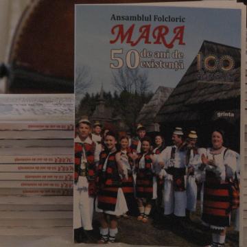 Video|Ansamblul folcloric Mara, la Kiev și Cernăuți