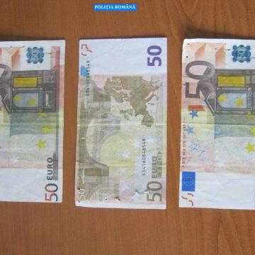 Video|Cercetați pentru punerea în circulație de bani falși