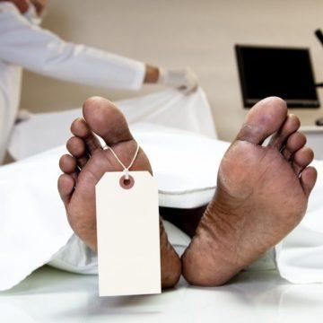 Macabru: cadavrul unui bărbat a fost găsit pe câmp