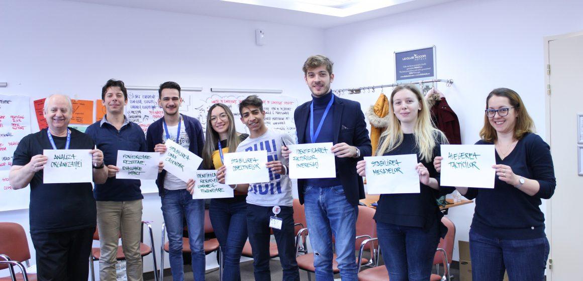 Video|Cercetări în lucrul cu tinerii