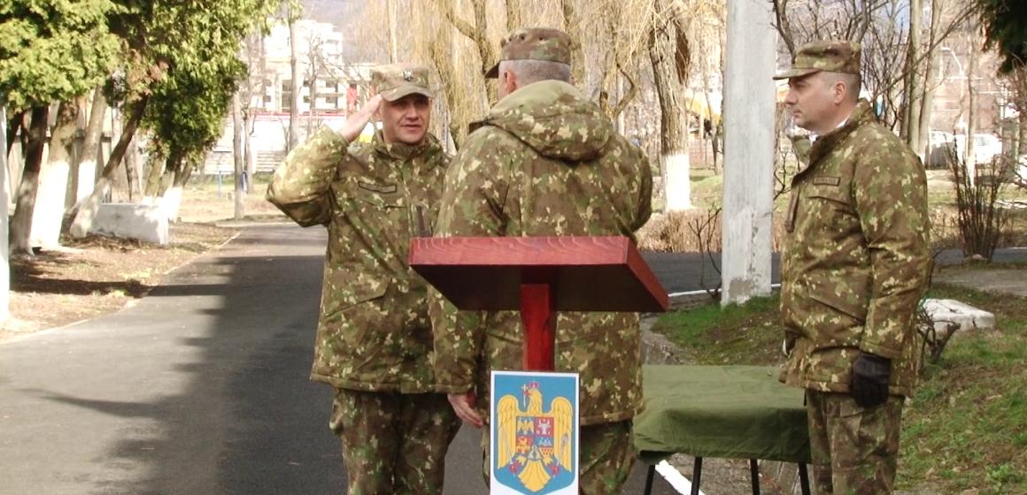 Video|Comandant nou, pentru 6 luni, la Batalionul 612 Artilerie Antitanc Maramureş