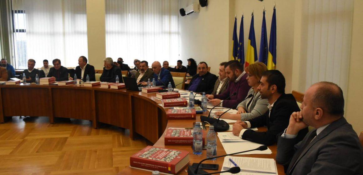 VIDEO | Consultări pe Legea Bugetului cu grupurile politice și cu primarii la Consiliul Județean
