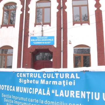 VIDEO | E nevoie de reparații la Centrul Cultural Sighetu Marmației