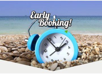 Ultimele zile de early booking! Oferte valabile pentru înscriere până la 31 martie