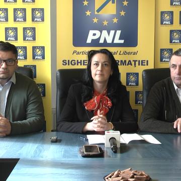 VIDEO | Liberalii îi îndeamnă pe sigheteni să participe la ședințele de Consiliu Local