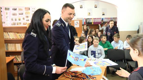 VIDEO | Ziua Poliției Române, sărbătorită la Bârsana