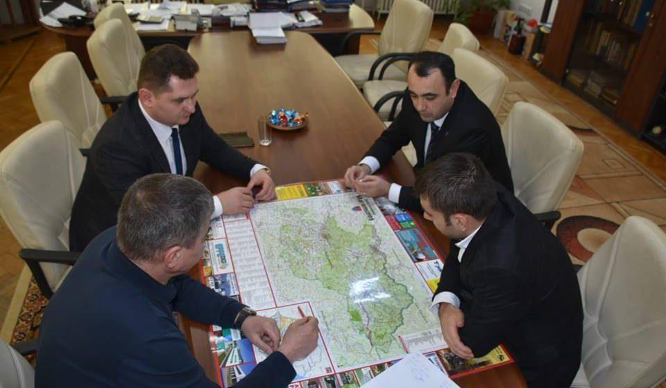 Video Investiții pe cursurile de râuri din Maramureș