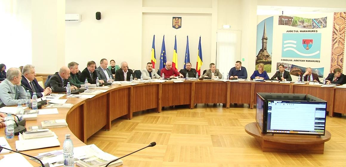 VIDEO | La Consiliul Județean primăvara se numără posturile