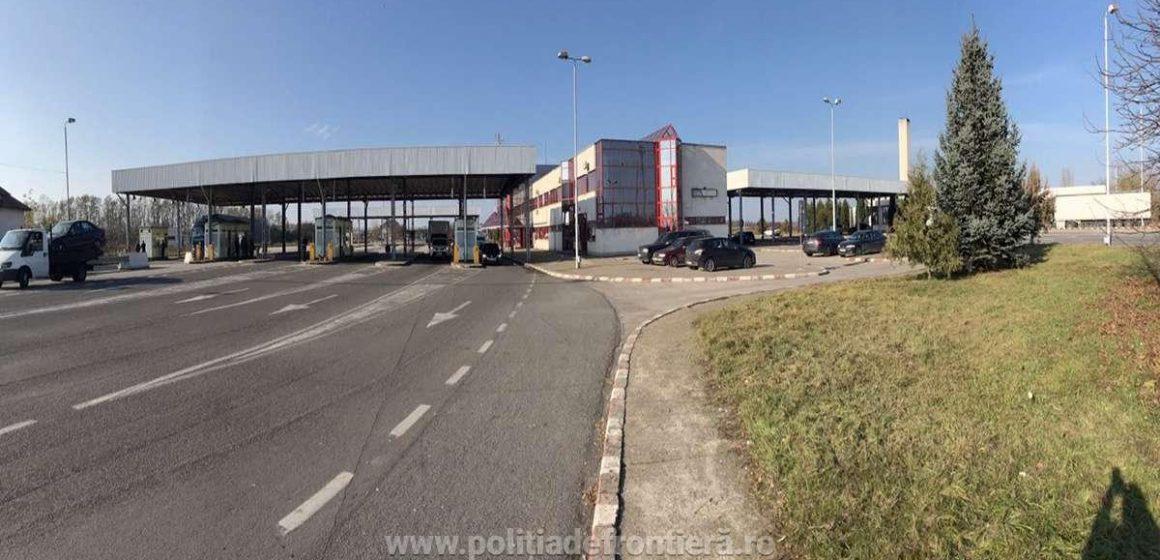 Cetățean moldovean condamnat pentru huliganism, prins de lucrători din cadrul ITPF Sighet