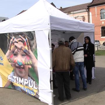 Video|PNL Sighet strânge semnături pentru alegerile europarlamentare