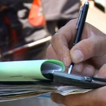 Controale pe șoselele Maramureșului și o medie de 9 amenzi pe oră