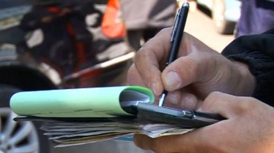 Controale și amenzi pentru defecțiuni tehnice la mașini