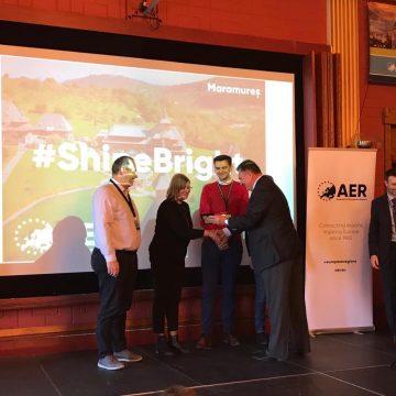 VIDEO | Premiu pentru Maramureș la reuniunea de primăvară a comisiilor Adunării Regiunilor Europene
