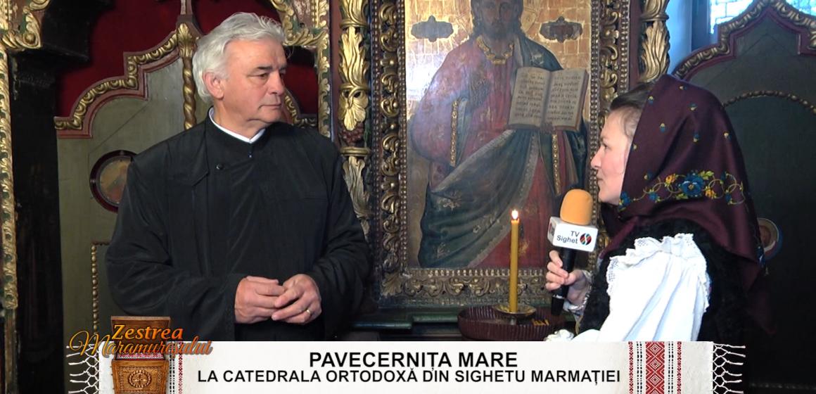 Povestea Catedralei Ortodoxe din Sighet, la emisiunea Zestrea Maramureșului