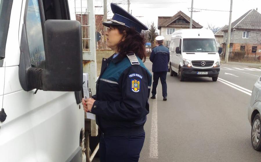 Video|Explicații cu date concrete ale polițiștilor despre cât e de importantă centura de siguranță