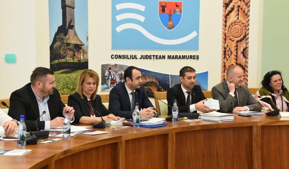 """Consiliul Județean Maramureș – partener în organizarea """"Zilei Instituției Prefectului"""""""