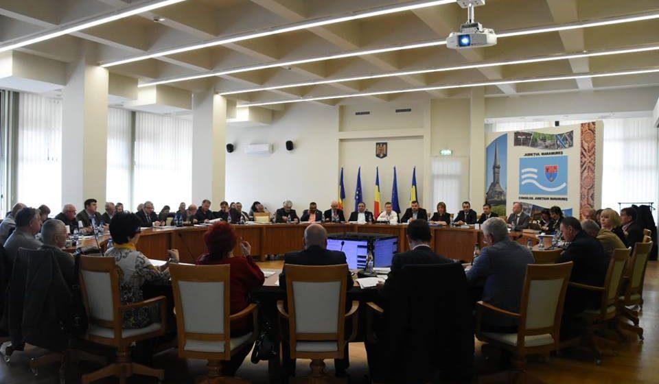Ce proiecte de hotărâre sunt pe lista consilierilor județeni pentru ședința extraordinară de luni
