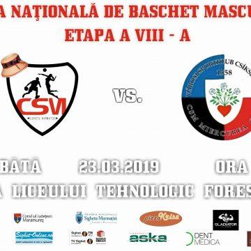 Video|CSM Sighet, meci cu CSM Miercurea Ciuc