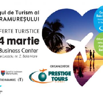VIDEO | Vineri se deschide Târgul de Turism al Maramureșului, aflat la prima ediție