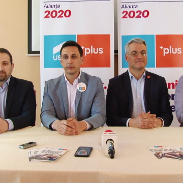 VIDEO | Alianța USR – PLUS, definită de integritate și competență