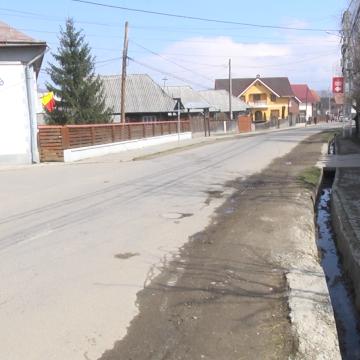 VIDEO | Se fac modernizări la drumuri în Ieud