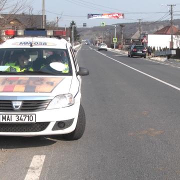 Acțiunea TISPOL – Speed: 30 de permise suspendate