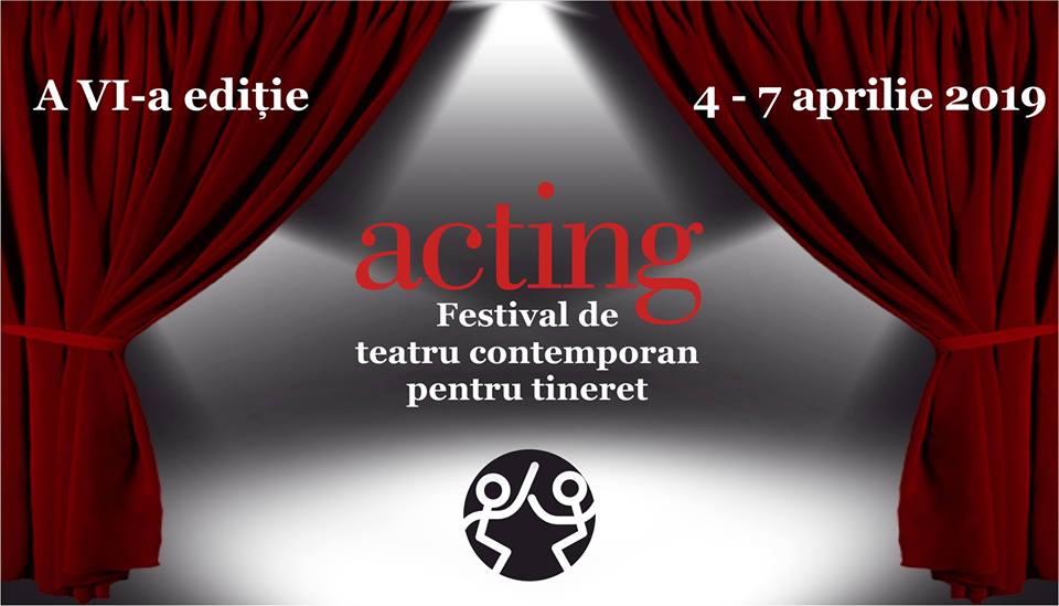 Programul Festivalului #Acting2019