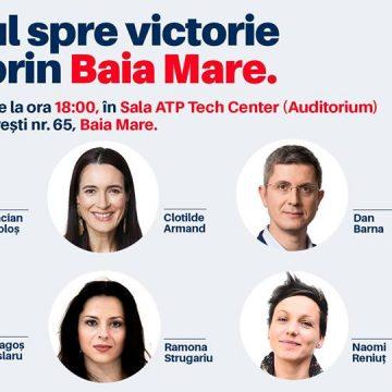 VIDEO | Drumul spre victorie trece prin Baia Mare