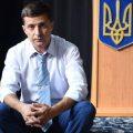 Actorul Volodimir Zelensky a fost ales noul președinte al Ucrainei