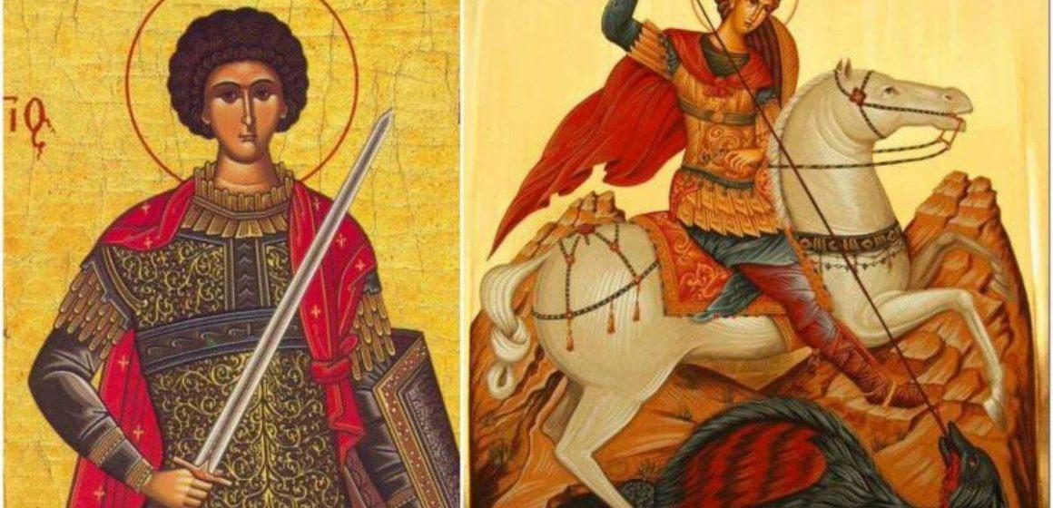 În 2019, pe 29 aprilie se sărbătoreşte Sfântul Gheorghe
