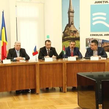 VIDEO | Ambasadorul Palestinei în România a venit în Maramureș