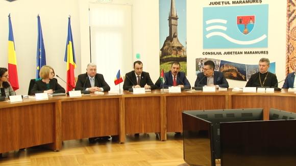 VIDEO   Ambasadorul Palestinei în România a venit în Maramureș