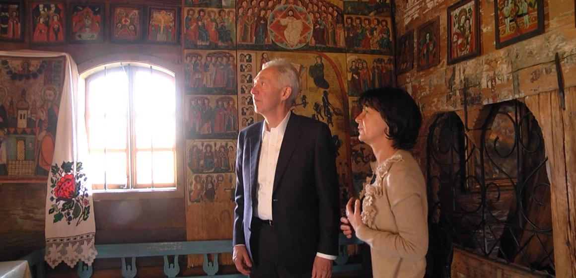 VIDEO | Ambasadorul SUA la București în vizită în Budești