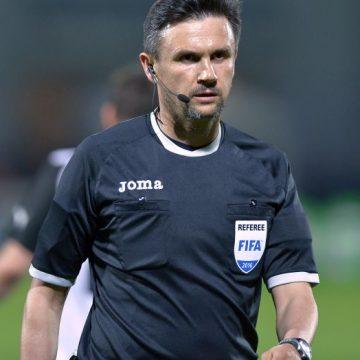 """Acuze dure între doi foști arbitri, Cristian Balaj și Adrian Porumboiu. Tărăboiul a început după ce Porumboiu l-a făcut pe Balaj """"dopat"""""""