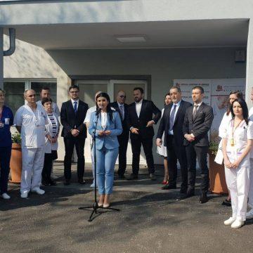 VIDEO | La Spitalul Județean a fost dat în funcțiune un centru național de radioterapie